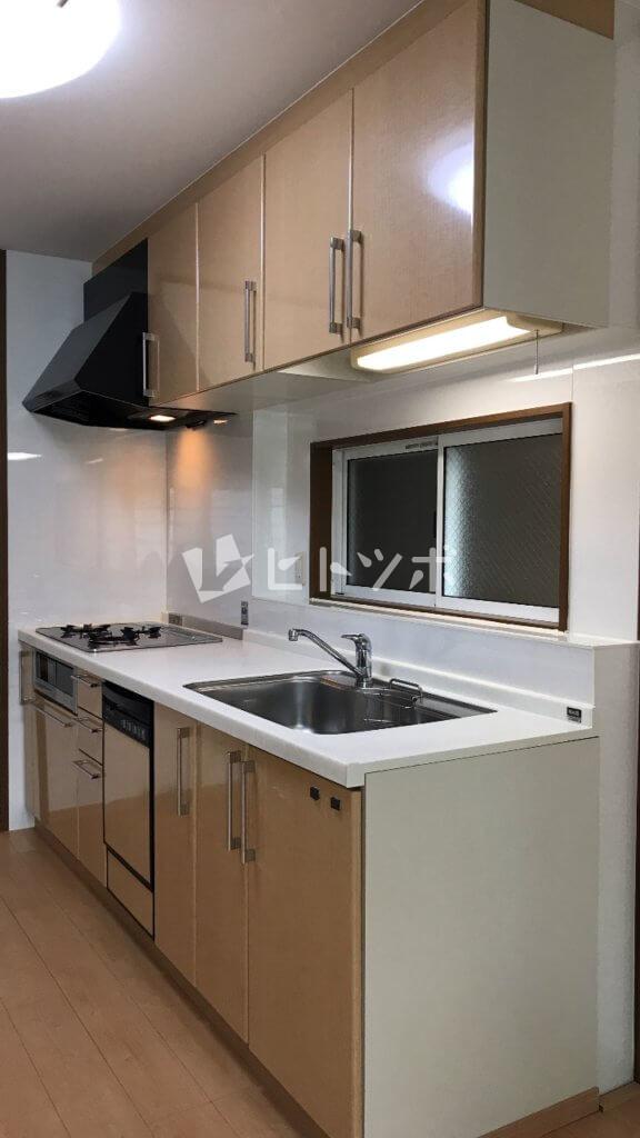 システムキッチン 食洗器 魚焼きグリル