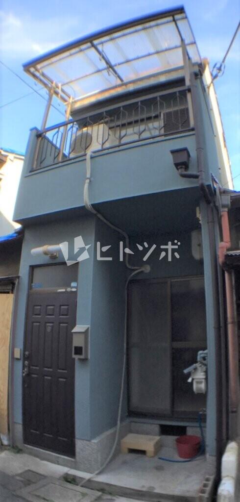 守口市南寺方中通1丁目テラスハウス(外観)