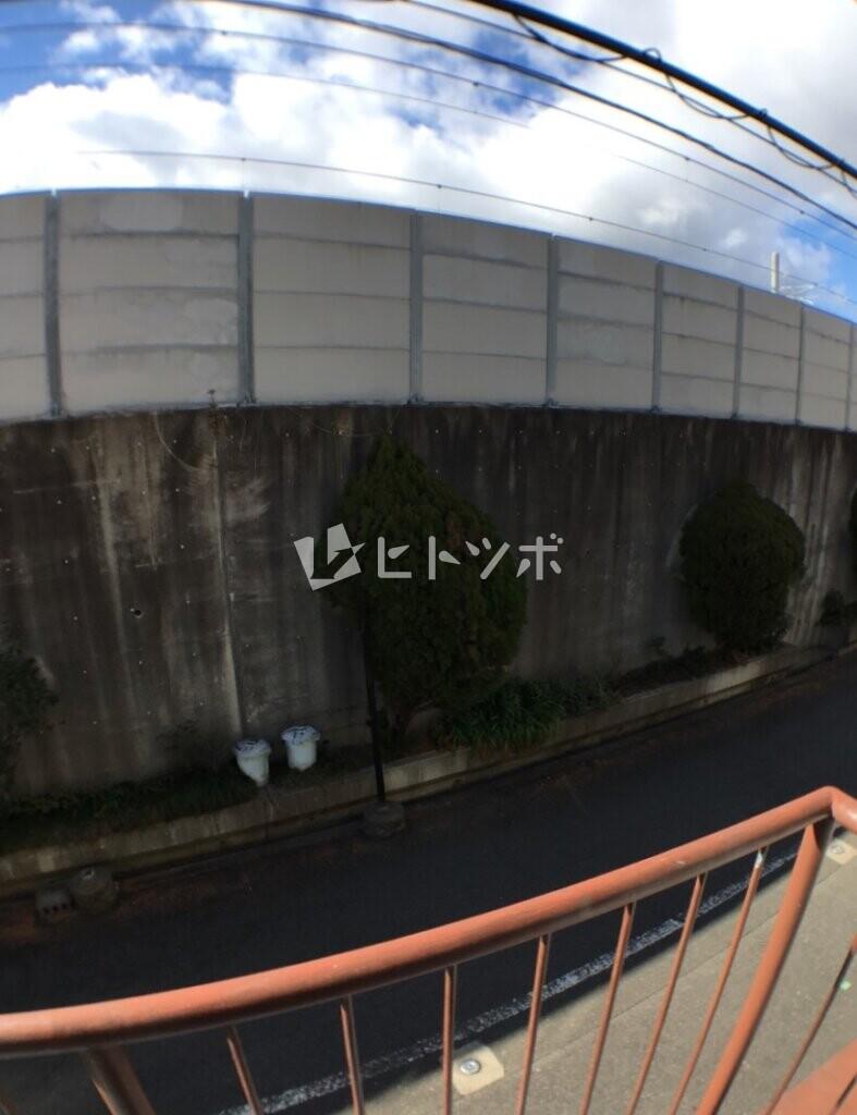眺望(JRおおさか東線)