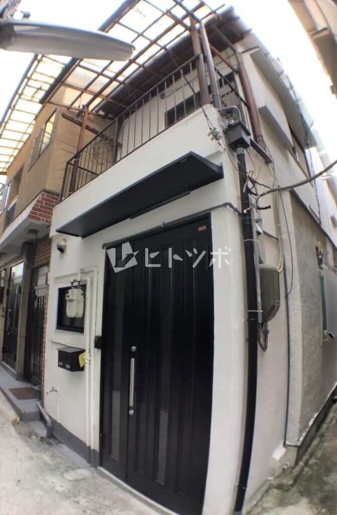 鶴見4丁目貸家(外観)