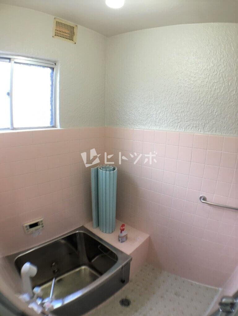 バスルーム(ステンレス浴槽)