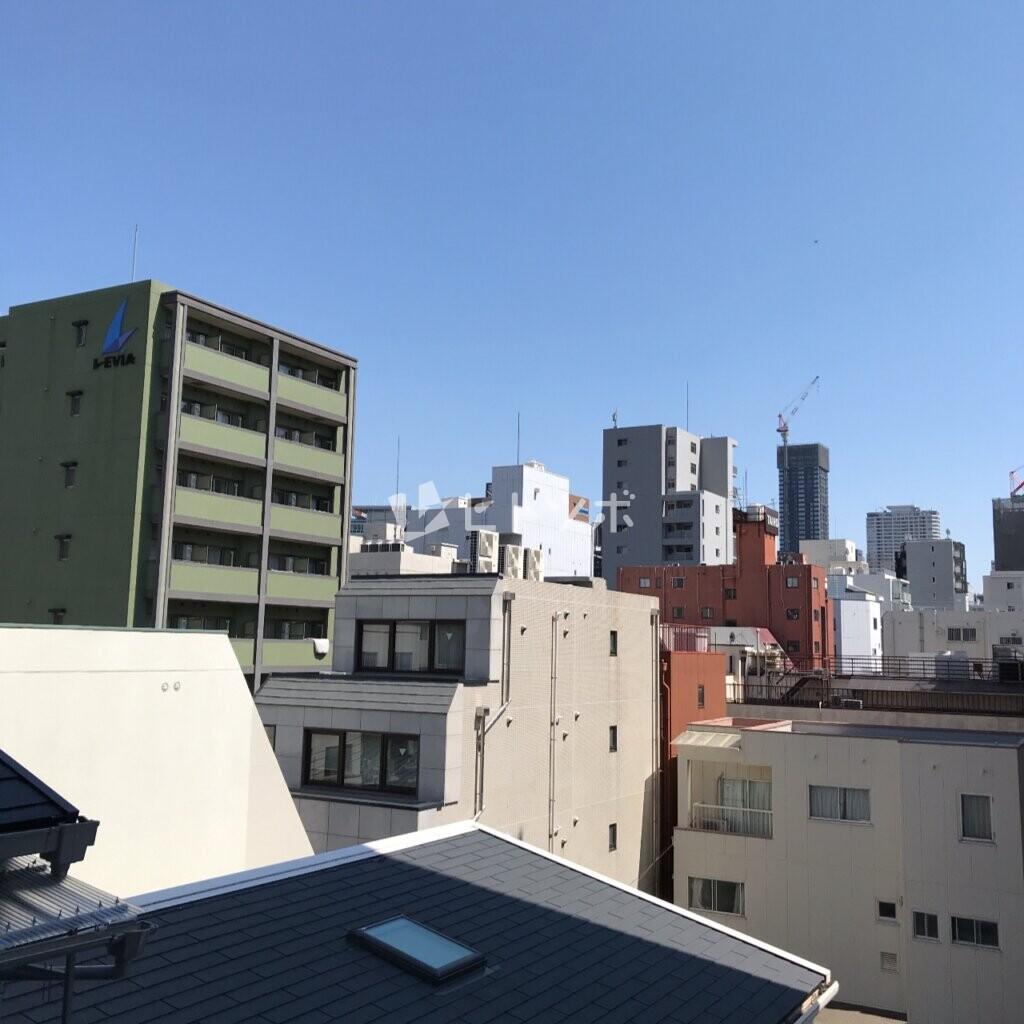 眺望 大阪市