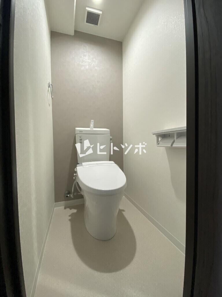 ハイツ新森小路 トイレ