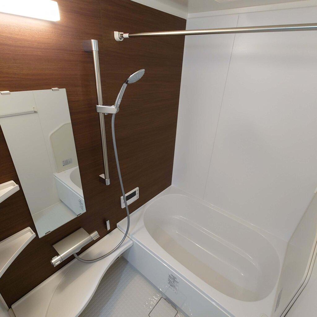 ハイツ新森小路 浴室