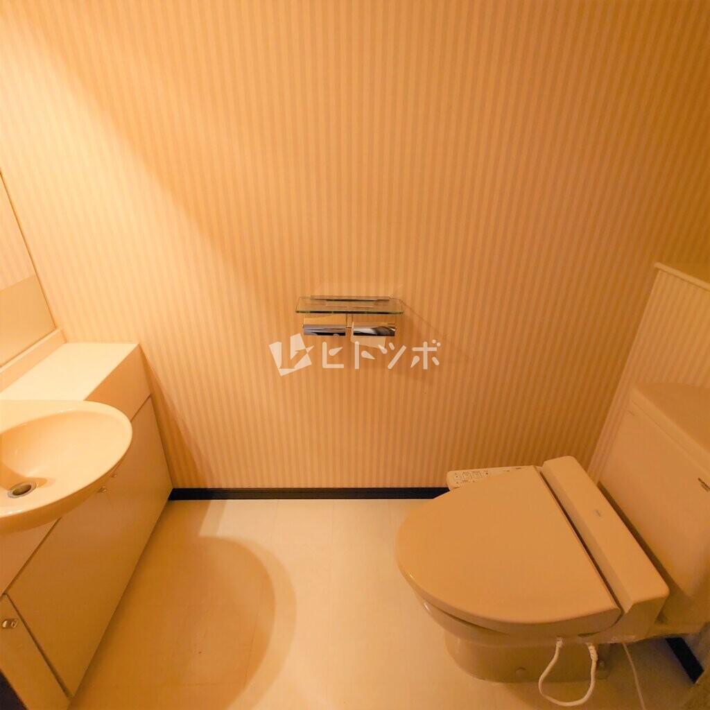 トイレ カデンツァ・ザ・タワー