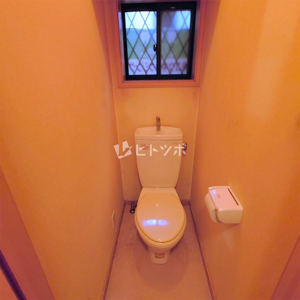 中古戸建 トイレ